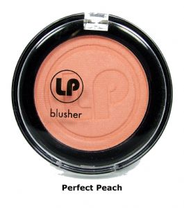 <b>LP Single Blusher Compact - Perfect Peach</b>